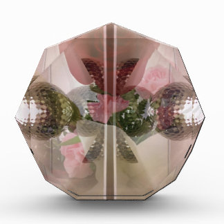 Champagne Pink Double exposure Classy Girly design Award
