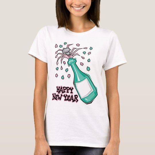 Champagne Pop T-Shirt