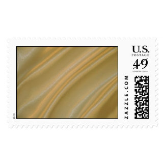 Champagne Postage Stamp
