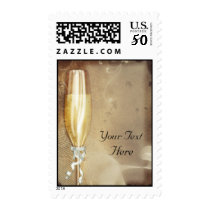 Champagne Postage