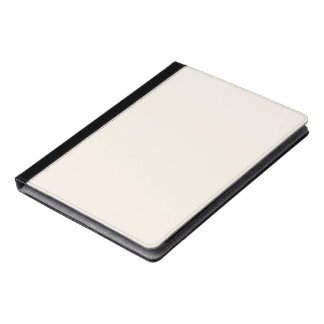 Champagne Solid Color iPad Case