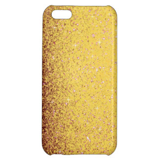 Champagne sparkle iPhone5 covers
