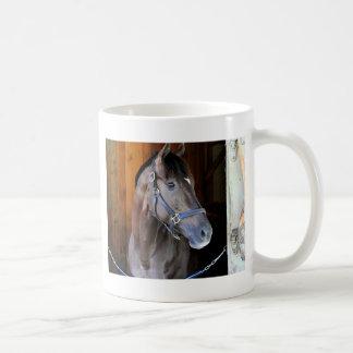 "Champagne Stakes Winner ""Daredevil"" Classic White Coffee Mug"