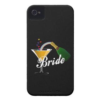 Champagne Toast Bride Case-Mate iPhone 4 Case