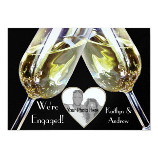 Champagne Toast/ Engagement Announcement