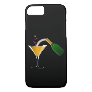 Champagne Toast iPhone 8/7 Case