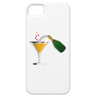 Champagne Toast iPhone SE/5/5s Case