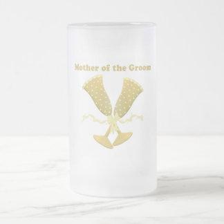 Champagne Toast Mother of Groom Mug