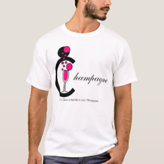 Champagne Wishes T-Shirt
