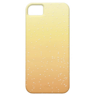 Champagne with Tiny Bubbles Background Art iPhone SE/5/5s Case