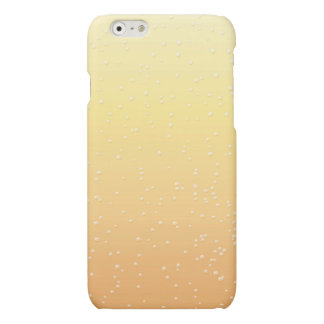 Champagne with Tiny Bubbles Matte iPhone 6 Case