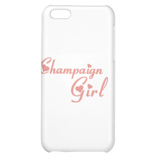 Champaign Girl tee shirts iPhone 5C Covers