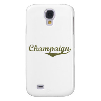 Champaign Revolution t shirts Samsung Galaxy S4 Case