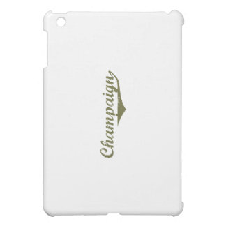 Champaign Revolution t shirts iPad Mini Covers
