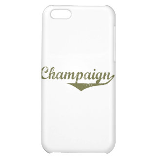 Champaign Revolution t shirts Cover For iPhone 5C