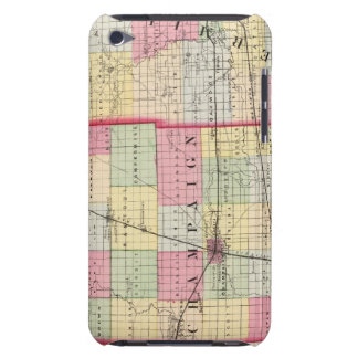 Champaign, Vermillion counties iPod Case-Mate Cases