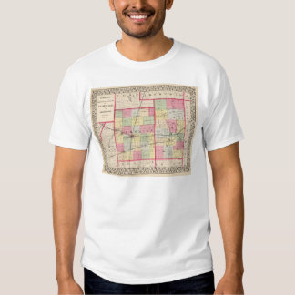 Champaign, Vermillion counties Tee Shirt