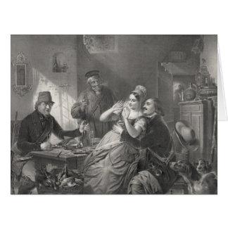 Champán chispeante 1850 felicitación