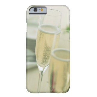 Champán Funda Para iPhone 6 Barely There