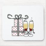 Champán y regalos Mousepad Alfombrillas De Raton