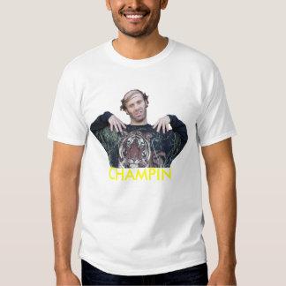 Champin T T Shirt