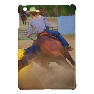 Champion Barrel Racer iPad Mini Case