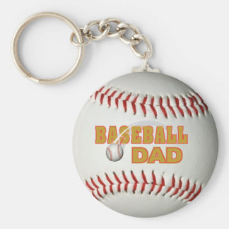 Champion - Baseball Dad Keychain