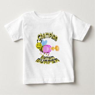 champion bottom burper baby T-Shirt