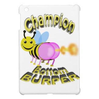 champion bottom burper iPad mini case