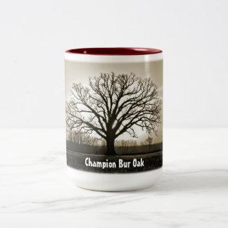 Champion Bur Oak Tree Mug