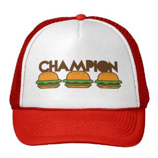 CHAMPION BURGERS yum! Trucker Hat