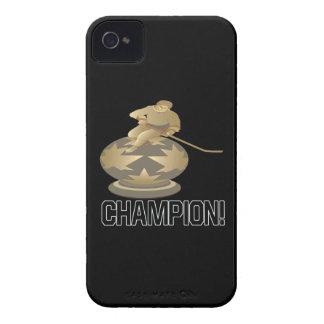 Champion Case-Mate iPhone 4 Case