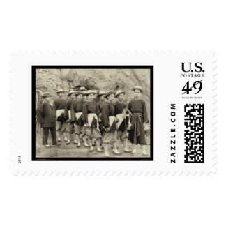 Champion Chinese Hose Team America SD 1888 Stamps