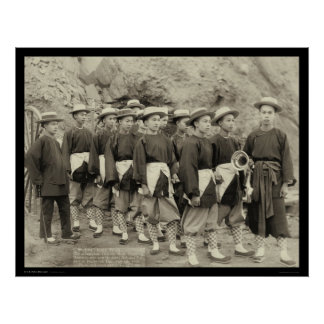 Champion Chinese Hose Team America SD 1888 Poster