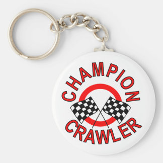 Champion Crawler Tshirts and Gifts Keychain