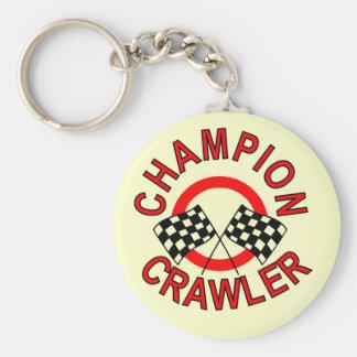 Champion Crawler Tshirts and Gifts Key Chains