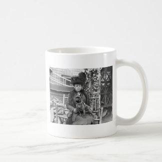 Champion French Bulldog, 1920s Coffee Mug