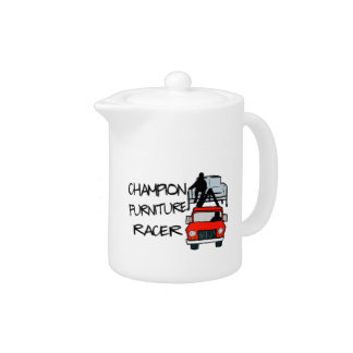 Champion Furniture Racer Teapot