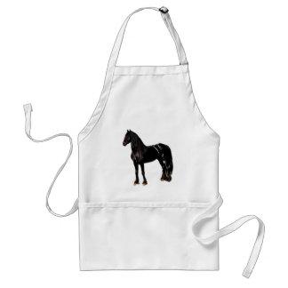Champion horse adult apron
