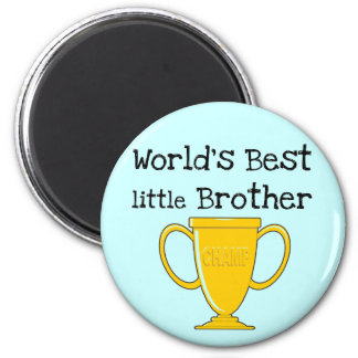 Champion Little Brother T-shirts and Gifts Magnet