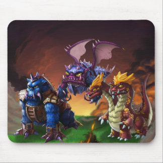 Champion Monster Mousepad