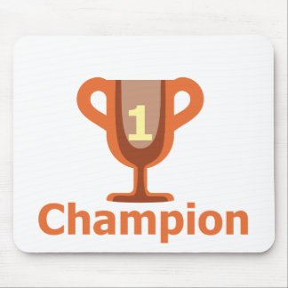 Champion Mouse Pad