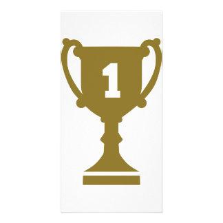Champion No. 1 Photo Card