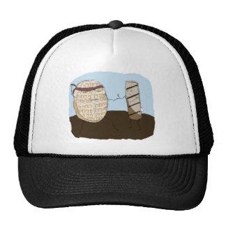Champion of Breakfast Mesh Hat