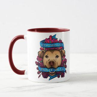 Champion Poot Bull Mug