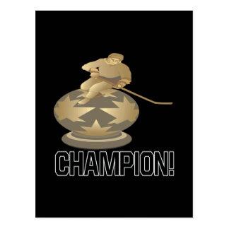 Champion Post Card