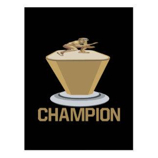 Champion Post Cards