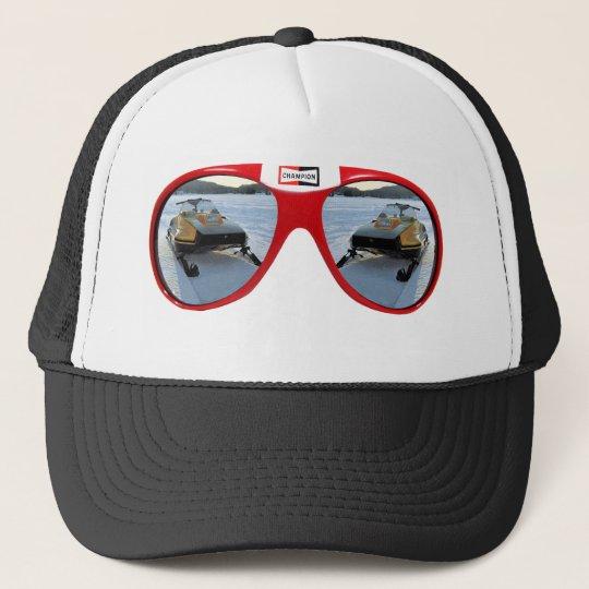 Champion Snowmobile Hat