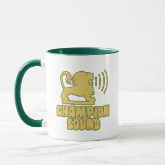 Champion Sound Lion Mug