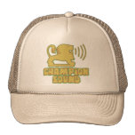 Champion Sound Lion Trucker Hat